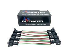RC Fuel Injector BOSCH EV1 Style Connector Plug Clip Harness Pigtail Wiring