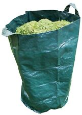 Garden Rubbish Bags, Skip Bags, Re-usable with Handles 50cm x 50cm x 80cm Tall