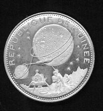 Guinea S14 250 Fr. Forschung Silber st