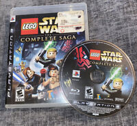 LEGO Star Wars: The Complete Saga - Complete no manual (Sony PlayStation 3)