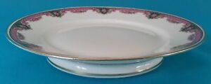 Cup Low Limoges Porcelain Signed Av