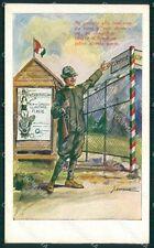 GdF Guardia di Finanza Militari Didone cartolina KF0201