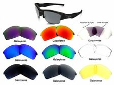 Galaxy Replacement Lenses For Oakley Flak Jacket 9 Pairs Special Offer !!