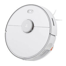Roborock S5 MAX WHITE Robot Vacuum/Mop with E-Tank, Alexa + App Control