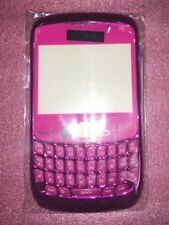 Blackberry 8520 Shiny Pink Housing / front keyboard glass back and front bezel