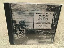 Neville Marriner Mozart Eine Kleine Nachtmusik Classical CD 88 Playgraded