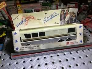 1980s Buses To The Stars Sawyer Brown Bus Concert Bank
