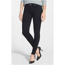 $108 NWT Big Star Alex Mid Rise Skinny Stretch Jean in Black - Size 26