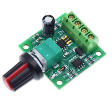 Low Voltage DC 1.8V 3V 5V 6V 12V 2A Motor Speed Controller PWM