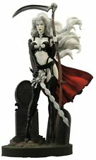 ★ STATUE PVC LADY DEATH RECKONING - FEMME FATALES - DIAMOND SELECT - EN STOCK ★