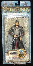 LOTR Return of the King ARAGORN King of Gondor AF NM in BOX