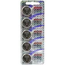 Blister de 5 piles/cells boutons lithium CR2032 de marque MAXELL