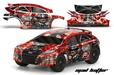 AMR Proline Ford Focus ST  4X4 Truck Slash RC Graphic Decal Kit 1/10 MADHATTER S