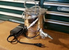 EVAP Smoke Machine Diagnostic Emissions Vacuum Leak Detection Tester USmade