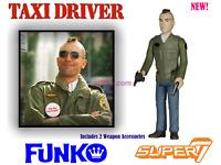Travis Bickle Taxi Driver Movie Funko pop Reaction Action Figure Super7 - LOOSE