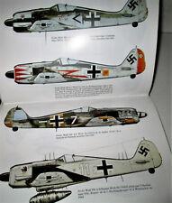 LE FOCKE WULF 190 - J.B Frappé et J.Y. Lorant - Collection DOCAVIA - Aviation