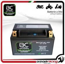 BC Battery Batteria moto litio Harley Davidson XL 1200 L SPORTSTER LOW 2007>2009
