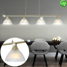 Led Plafonnier Suspendu Albâtre Optique Verre Lampe Ess Chambre Laiton Luminaire