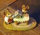 Wee+Forest+Folk+-+M-227+Home+Sweet+Home+-+Christmas+Colors+-+Free+Shipping%21+WFF