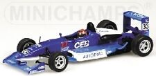 Dallara Mugen F301 N. Piquet 2002 1:43 Model MINICHAMPS
