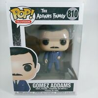 Funko Pop! Gomez Addams The Addams Family #810 Vinyl Figure See Photos