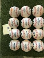 Major League Baseballs- Used - *BEST QUALITY*