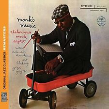 Thelonious Monk - Monks Music [Original Jazz Classics Remasters] [CD]