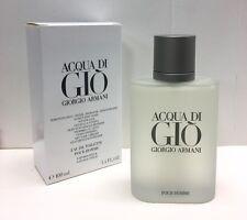Acqua Di Gio By Giorgio Armani 3.4oz Men SPRAY EDT COLOGNE NEW TSTR IN BOX