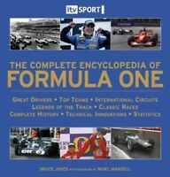 Very Good, ITV Sport: The Complete Encyclopedia of Formula One, , Book