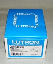 Lutron Lrf2-Ocrb-P-Wh Wireless Ceiling Mount Sensor - White, New
