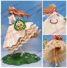 Spice and Wolf 10th Anniversary Holo Wedding Dress ver. 1/8 Figure New No Box