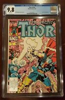 1st Stormbreaker Thor 339 CGC 9.8 White Beta Ray Bill Infinity War Axe NM/M