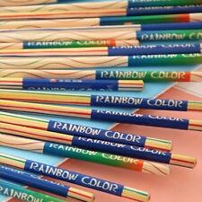 10pcs crayon de couleur enfants peinture bon cadeau arc-en-ciel nouveau spécial
