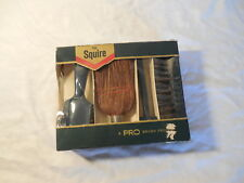 The Squire 350 pro brush product set new old stock