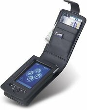 HP iPAQ Leather Wallet Flip Case For HP iPAQ rz1700 Series