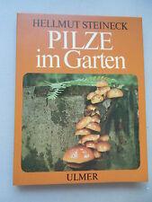 Pilze im Garten 1976