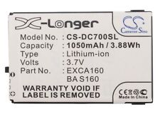 Battery For HTC Cavalier, Excalibur 100, S620, S621 (p/n 35H00080-00M, EXCA160)