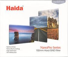 Haida NanoPro 150mm x 170mm MC Hard Grad 0.3 1 Stop GND Optical Glass Filter ND2