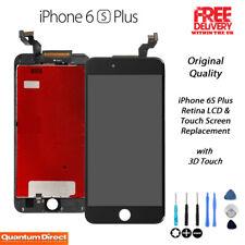 Original iPhone 6S Plus Retina LCD Digitiser Touch Screen Replacement - BLACK