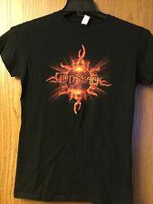 Godsmack.  Shirt.  Black.   L