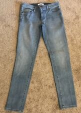 Women's Ann Taylor Loft Size 00 Relaxed Skinny Jeans Pre-owned