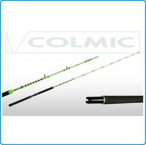 "Fishing Rod Trolling COLMIC Pro Light Acid Game 6', 3 "" 1.90MT 30LB Red Snapper"