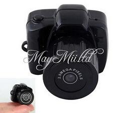 Brandnew The Smallest Webcam Mini Camera Video Recorder Camcorder DV DVR Y2000 S