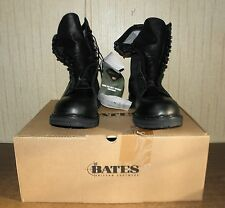 Bates Hot Weather Boots Leather/Nylon Gore-Tex 15.5R Black NWT