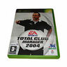 Total Club Manager 2004 (Xbox), Good Xbox, Xbox Video Games