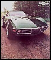 Brochure Stingray Coupe//Convertible 1971 Corvette NOS