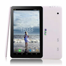 iRULU 10.1 inch Tablet PC Android 5.1 Quad Core 8GB Dual Camera WIFI PAD White