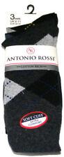 Calcetines de hombre azul color principal negro