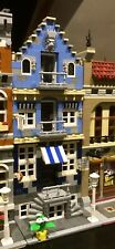 Lego Custom Modular Building Like 10190 Market Street fits 10218 10185 MOC 483