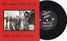 "Dream Dates - The Mess You're In 7"" Forgotten Rebels Teenage Head Canada Punk"